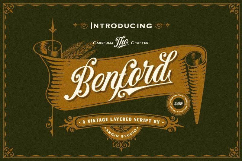 benford-font