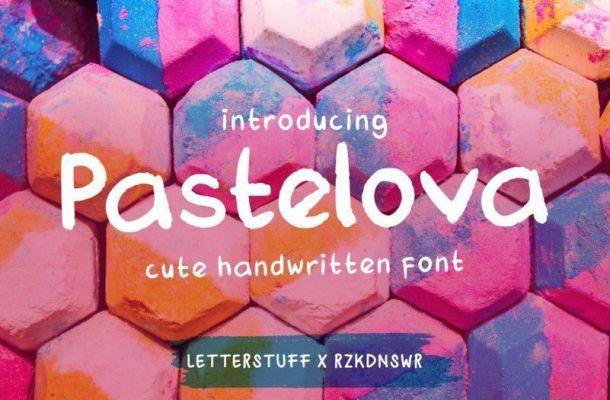 pastelova-font