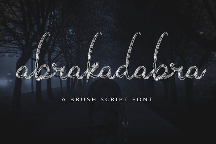 abrakadabra-font