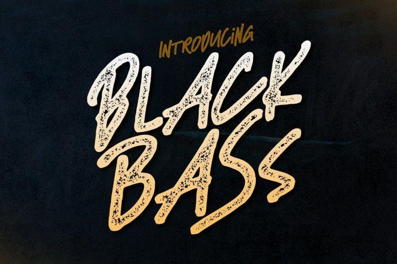 black-bass-font-1