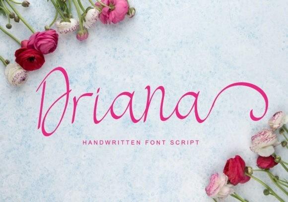 driana-font-1