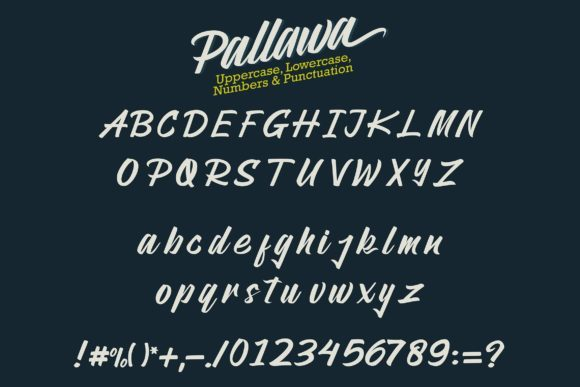 Pallawa-Font-3