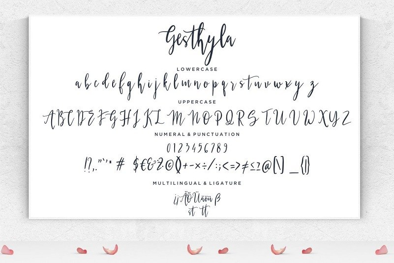 Gesthyla-Calligraphy-Script-Font-3