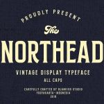 Northead Vintage Serif Font