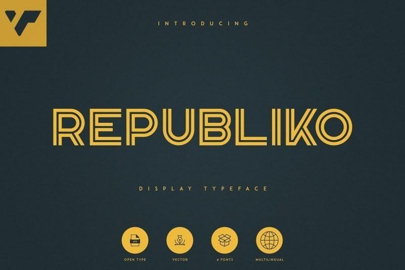 republiko-font-1