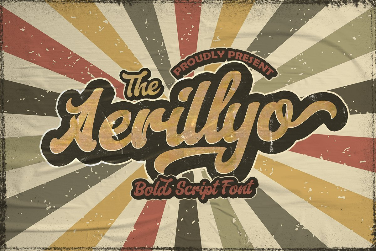 Aerillyo-Retro-Bold-Script-Font-1