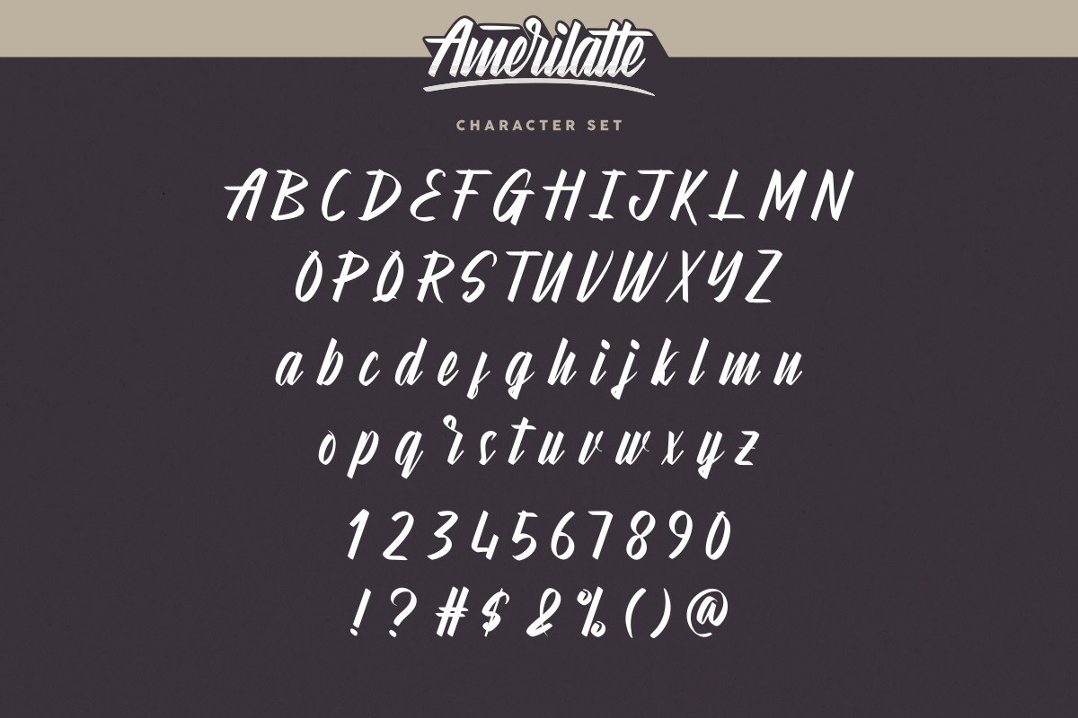 Amerilatte-Bold-Script-Font-3