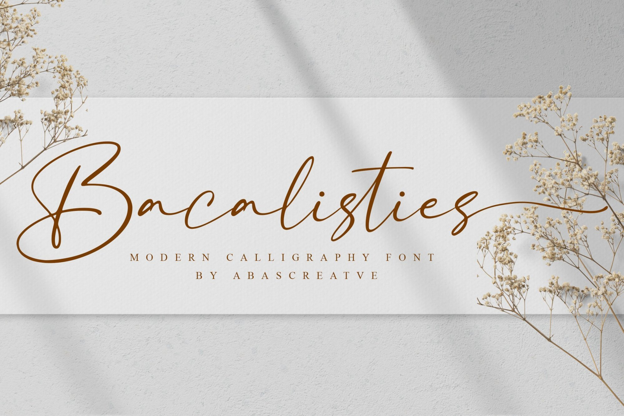 Bacalisties-Handwritten-Script-Font