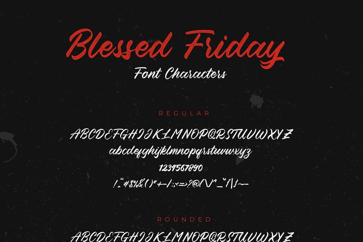Blessed-Friday-Script-Font-3