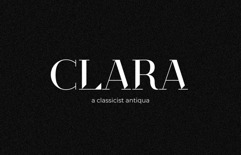 Clara-Classicist-Antiqua-Serif-Font