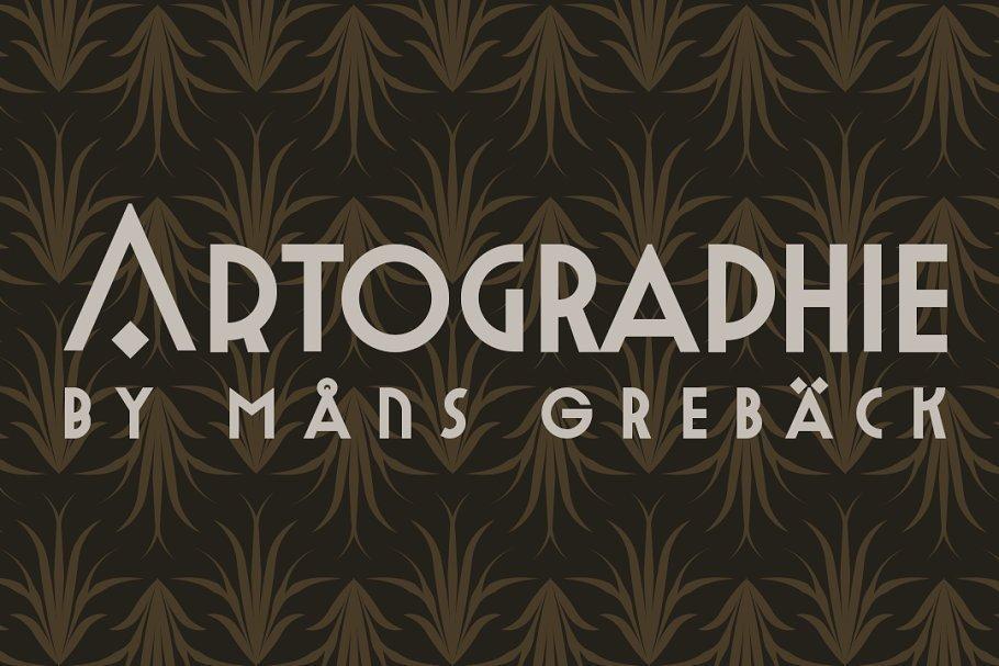 Artographie-Font