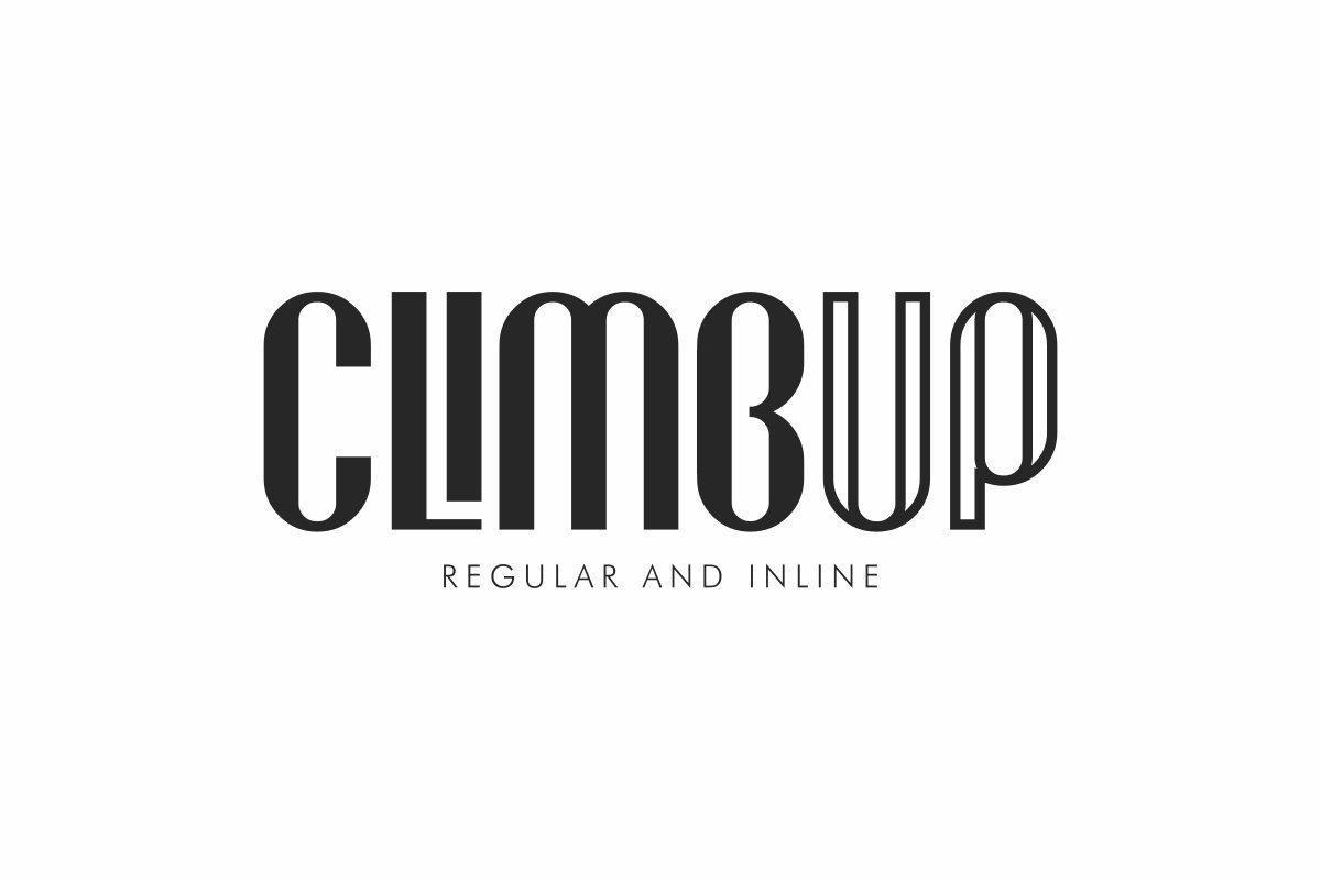 Climbup-Sans-Serif-Font