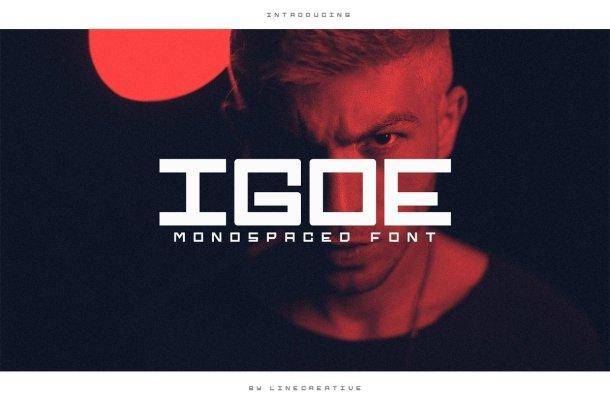 Igoe Font