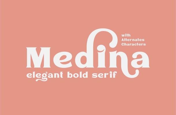 Medina Font-1