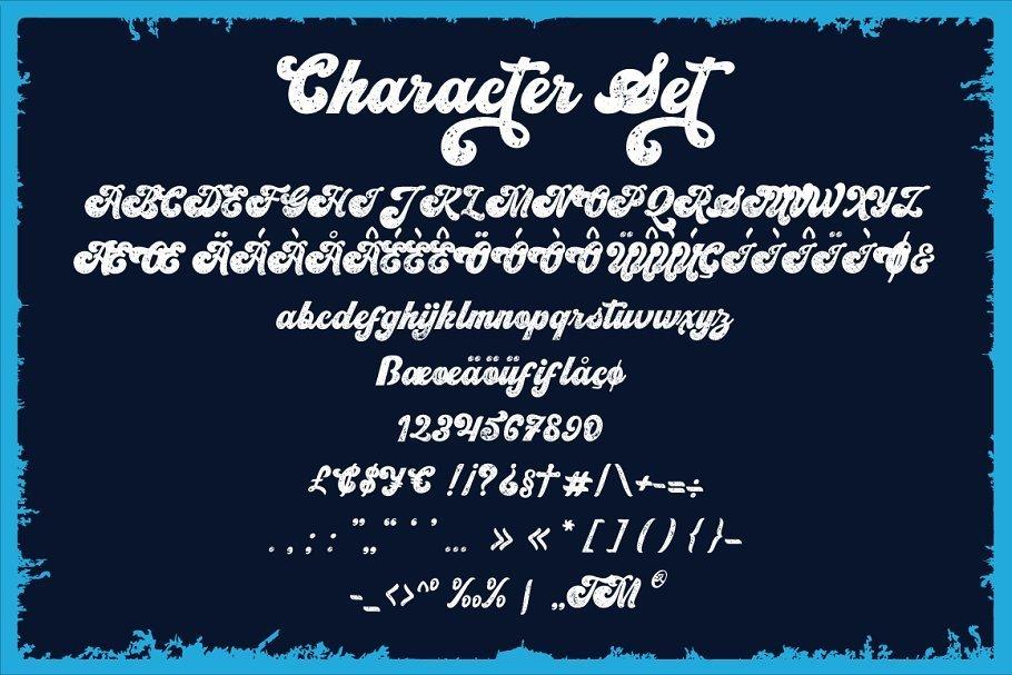 Vintage-King-Font-3