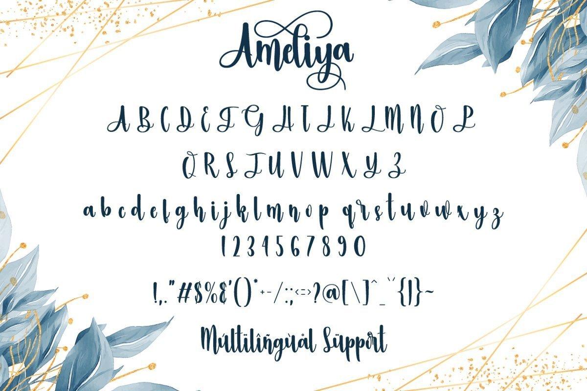 Ameliya-Font-3