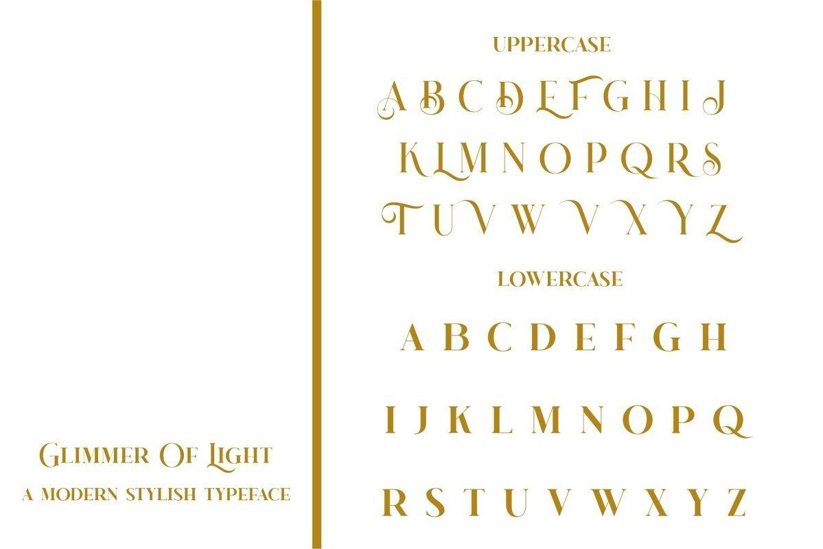 Glimmer-Of-Light-Font-2