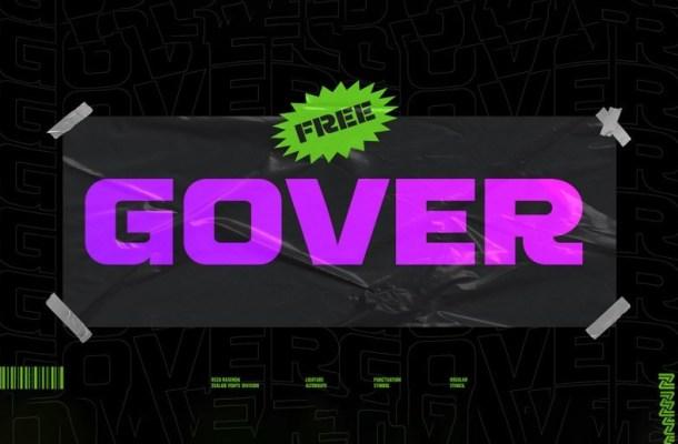 Gover Font