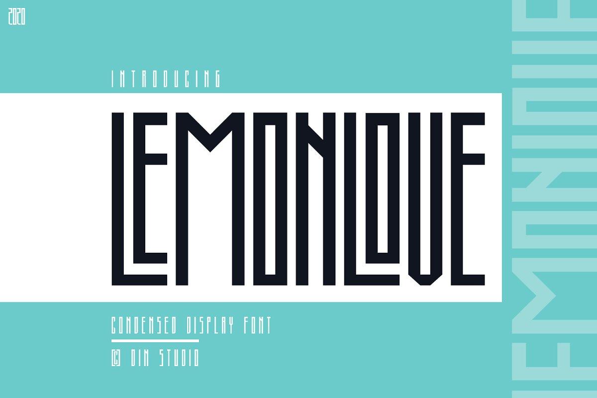 Lemonlove-Font