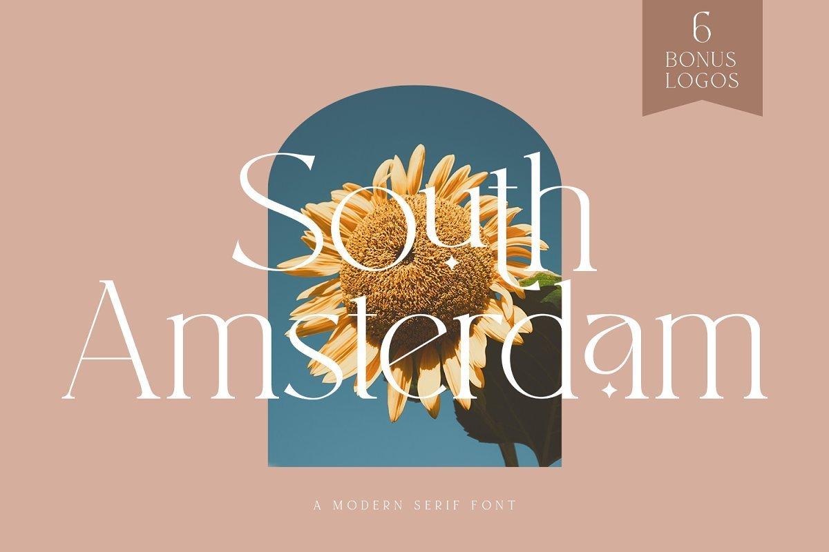 South-Amsterdam-Font