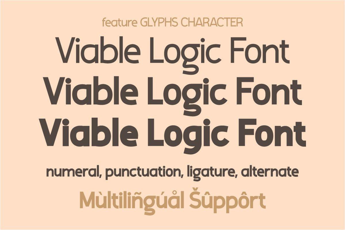 Viable-Logic-Font-3