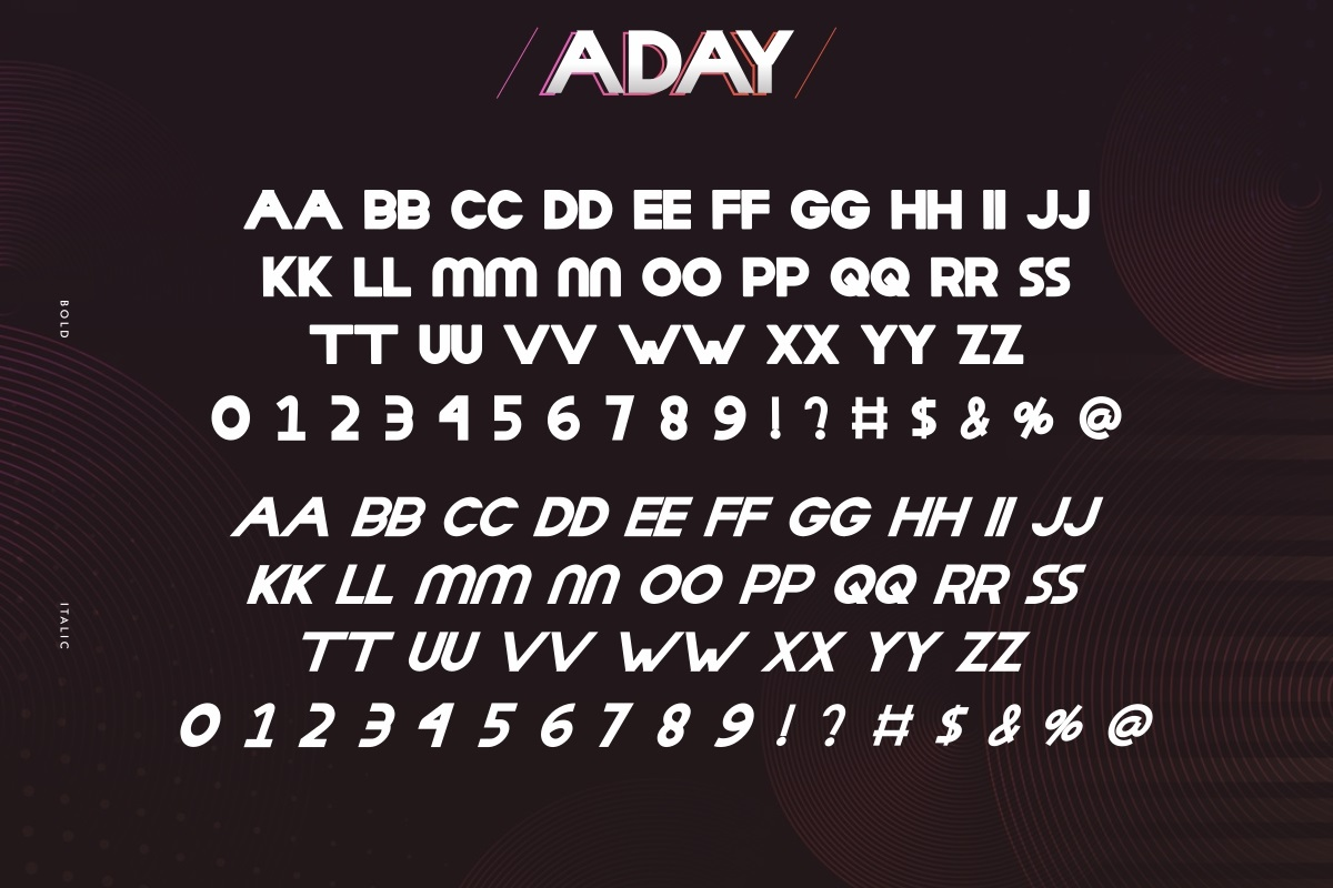 Aday-Font-3