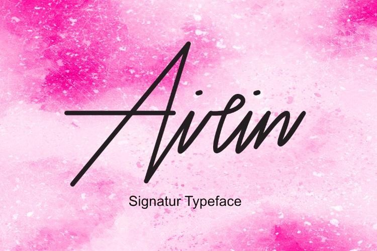 Airin-Font