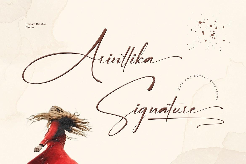 Arinttika-Font