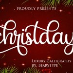 Christday Font