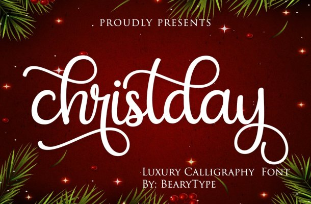Christday-Font