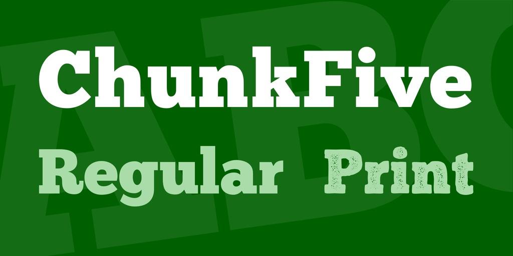 ChunkFive-Font-2
