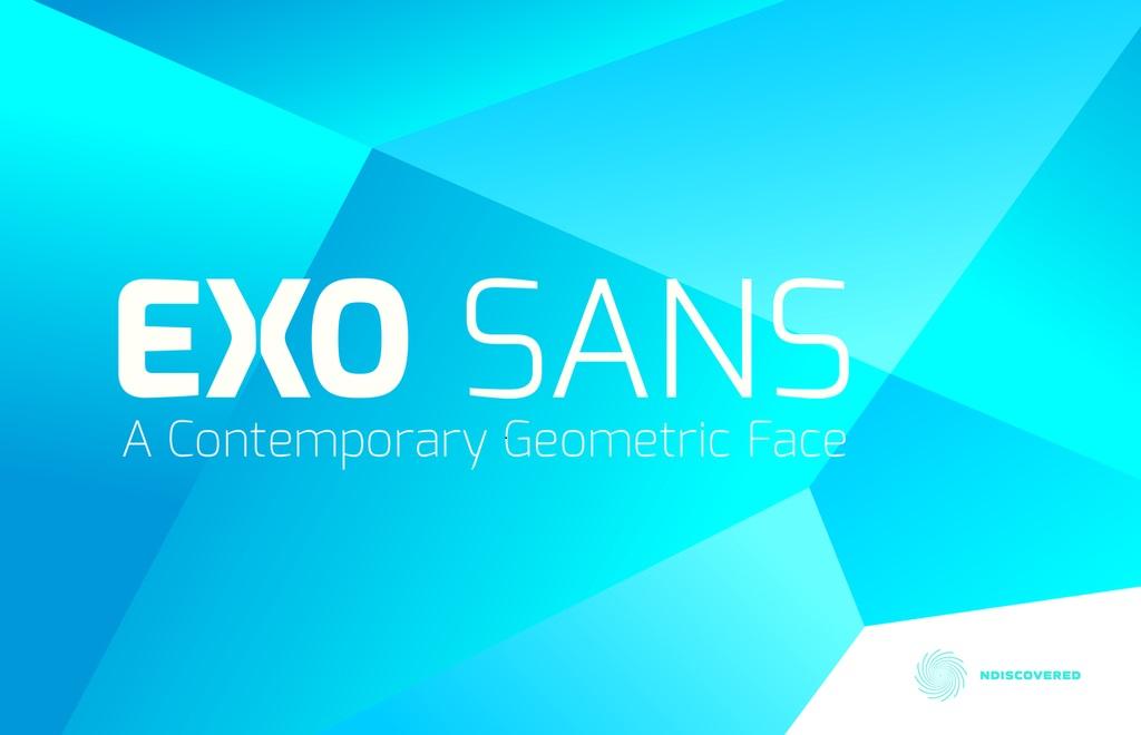 Exo-Font