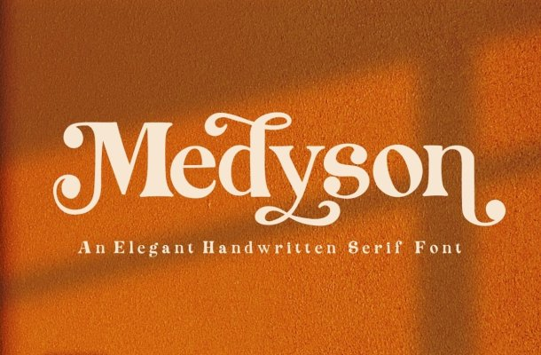 Medyson-Font