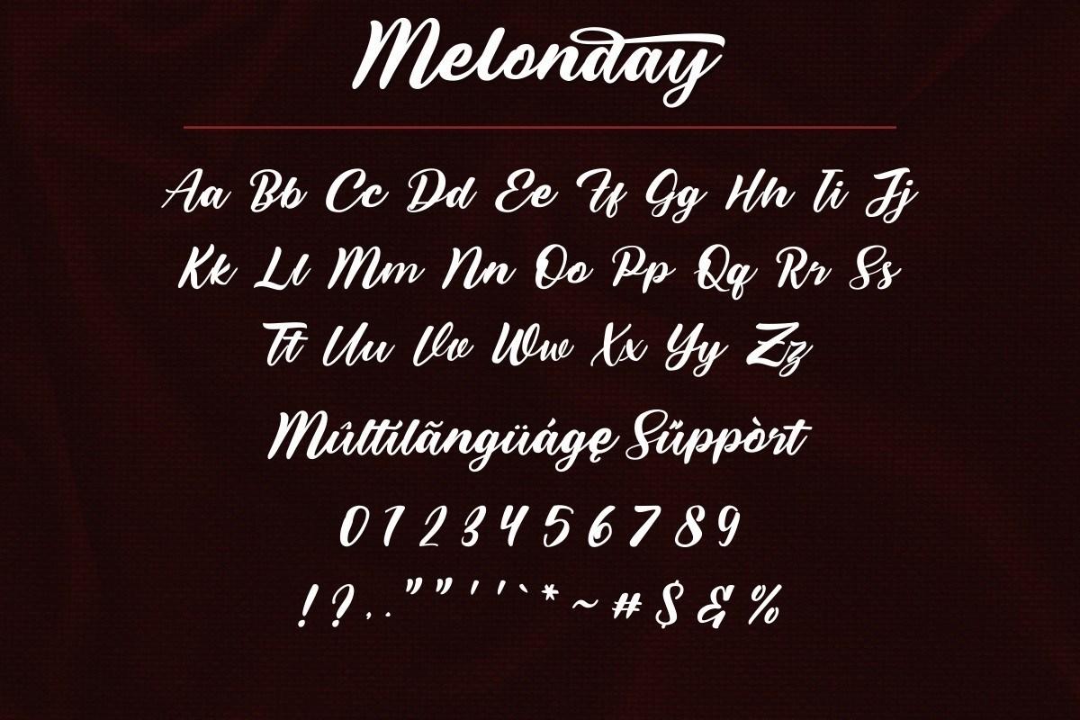 Melonday-Font-3