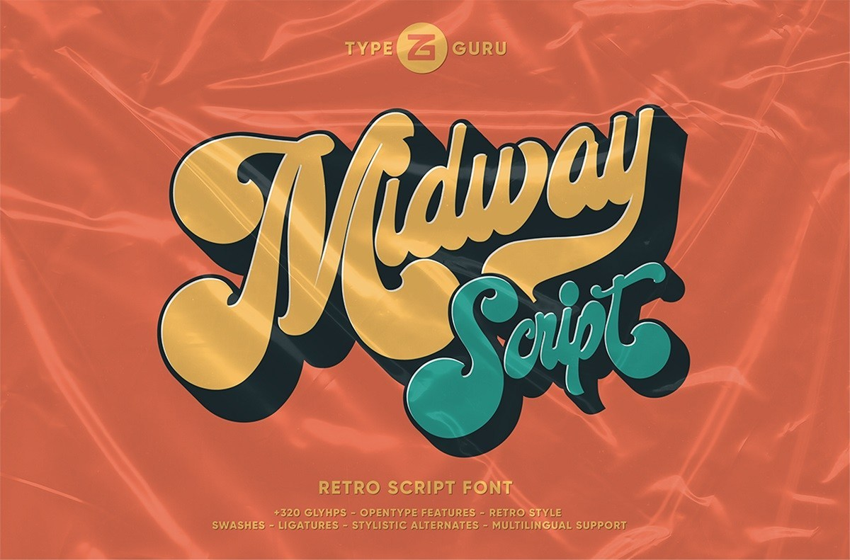 Midway-Font