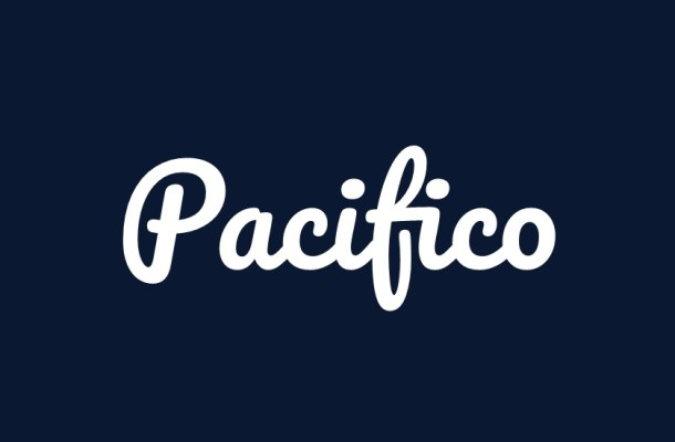 Pacifico-Font