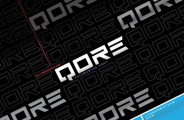 Qore-Typeface-1