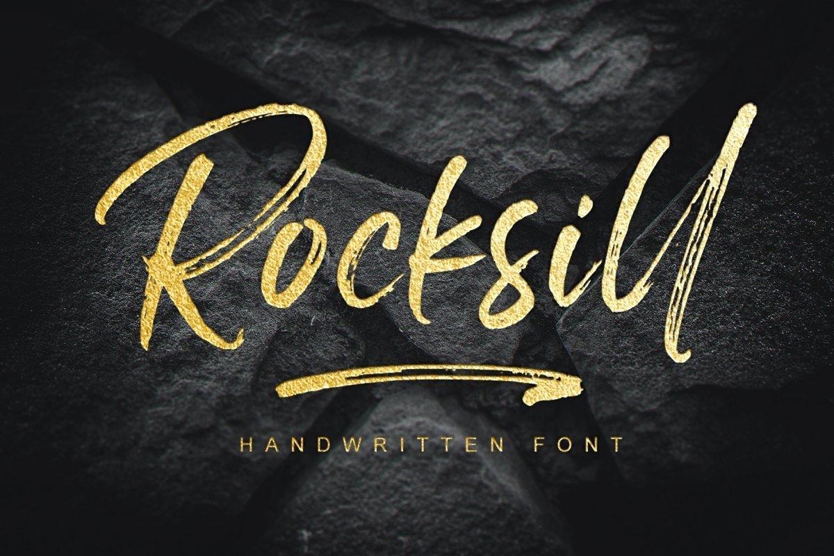 Rocksill-Font-1