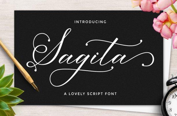 Sagita-Font