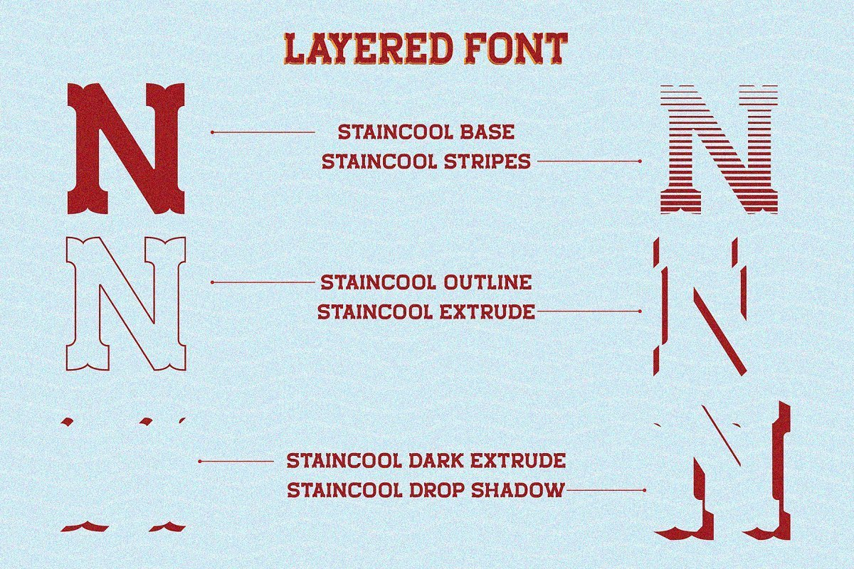 Staincool-Base-Font-2