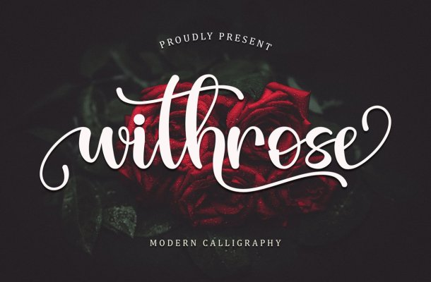 Withrose Font