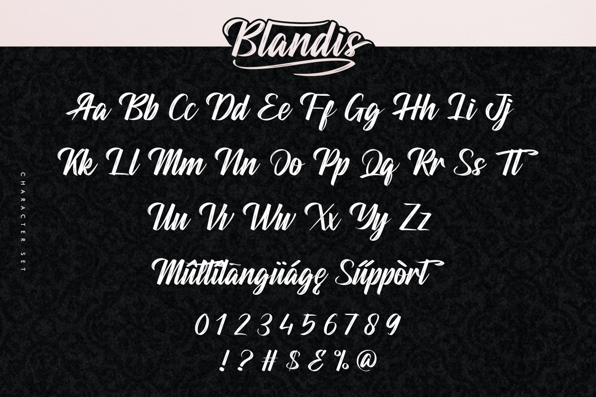 Blandis-Font-3