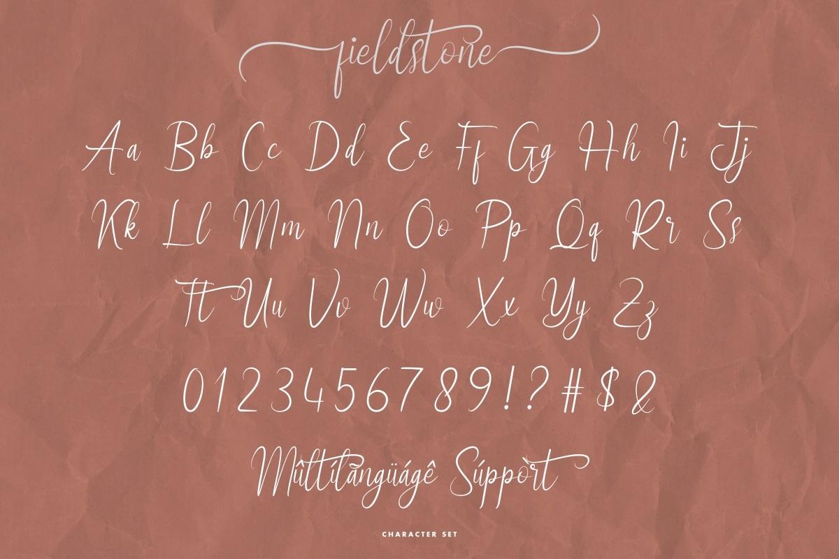 Fieldstone-Font-3