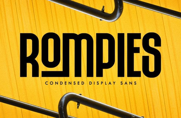 Rompies-Condensed-Display-Sans-Font-1