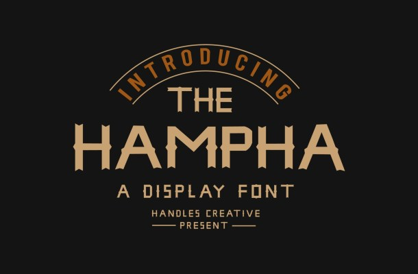 The-Hampha-Font