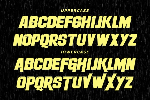 Therace-Font-2