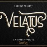 Velatus Font