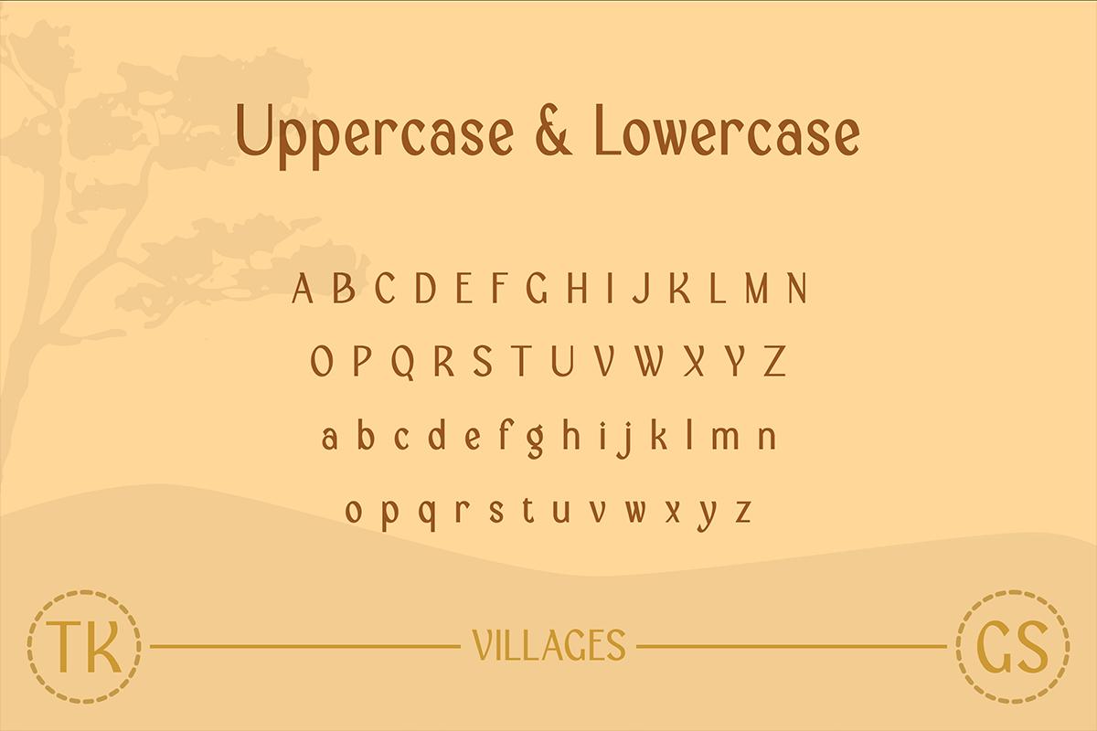 Villages-Modern-Sans-Serif-Font-2