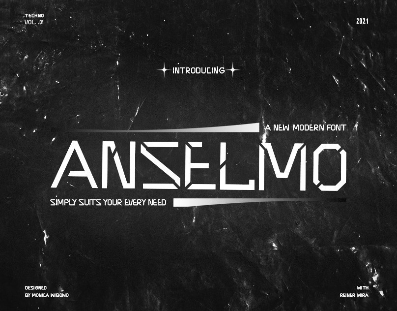 Anselmo-Font