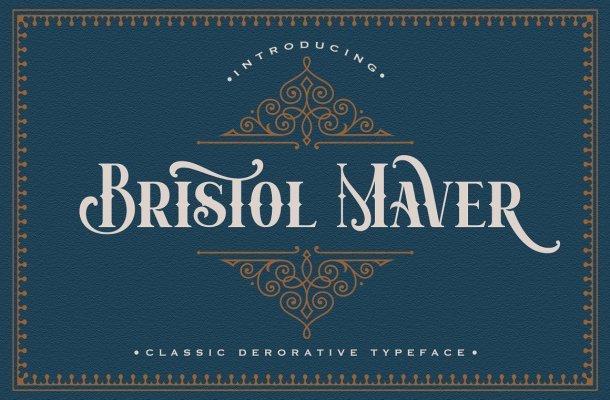 Bristol-maver-Font